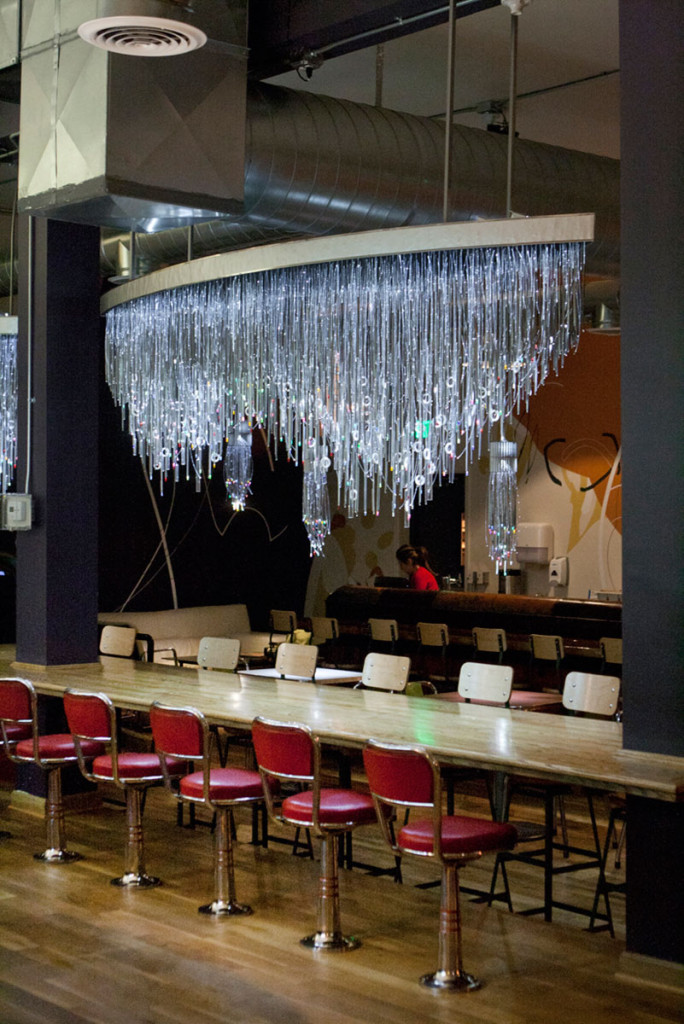 artistic lighting - sabin aell | artist and designer