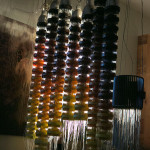 Fiberoptic lights created for set-design of UBUNTU